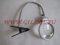 Лампа-лупа для маникюра MG15122-1С
