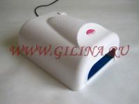 УФ-лампа 36 watt Gel Curing с феном