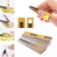 Купить формы для наращивания ногтей многоразовые