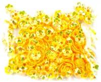 Цветы для ногтей Holography R-7