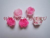 Силиконовые цветы для ногтей C23